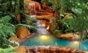 Hot springs at the Springs Resort and Spa