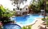 La Mansion pool