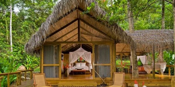 Eco Lodge Combo