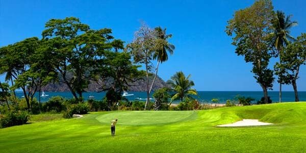 Golf Vacations in Costa Rica